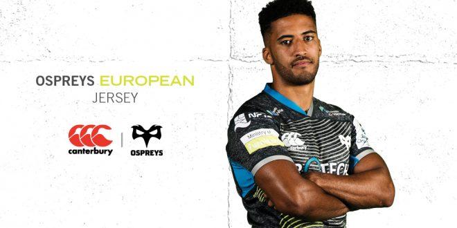 Las águilas pescadoras revelan la camiseta europea 2019/20