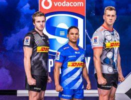 DHL Stormers revela las camisetas de Super Rugby 2020