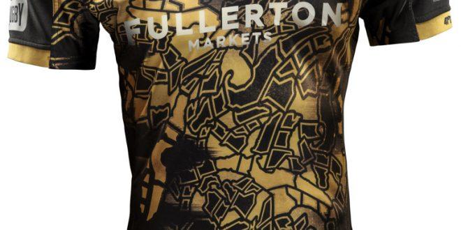 Camiseta Hurricanes Adidas Special Edition Lions Tour 2020