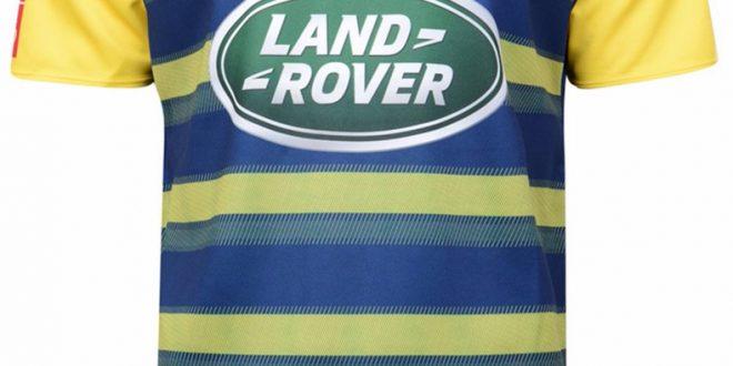 Camisa europea Cardiff Blues 2020 Canterbury
